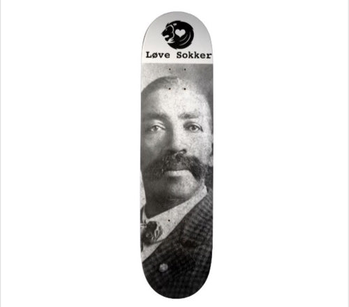 Bass Reeves Skateboard