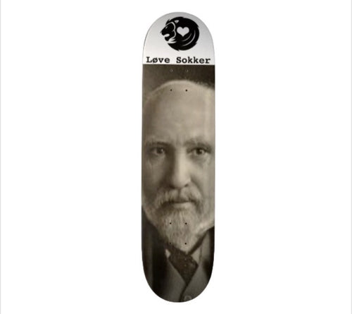 James Jerome Hill Skateboard