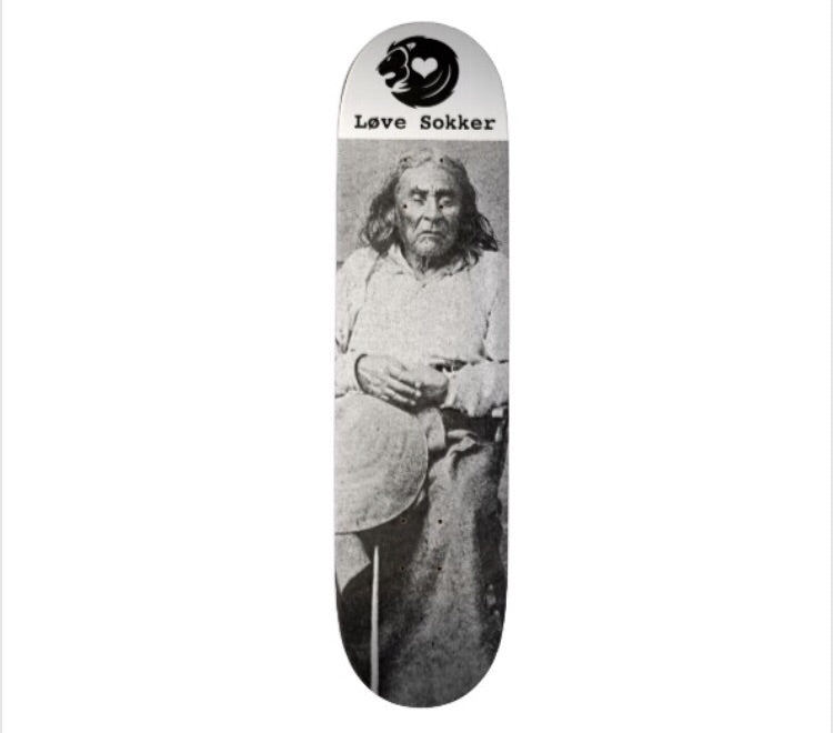 Chief Seattle Skateboard