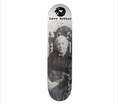Harriet Ann Jacobs Skateboard