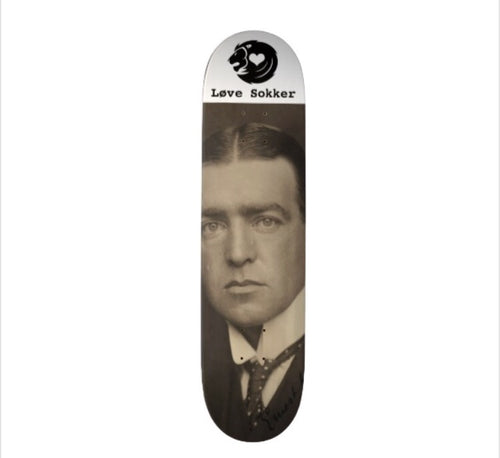 Ernest Shackleton Skateboard