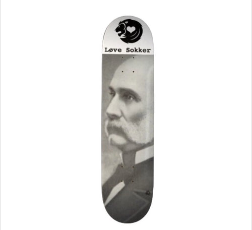 Cyrus K. Holliday Skateboard