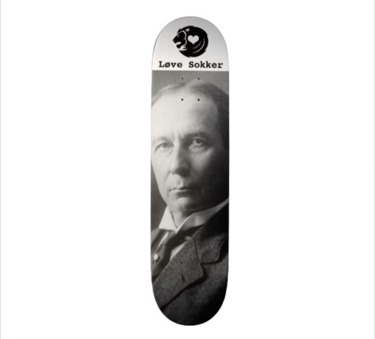 Robert S. Lovett Skateboard