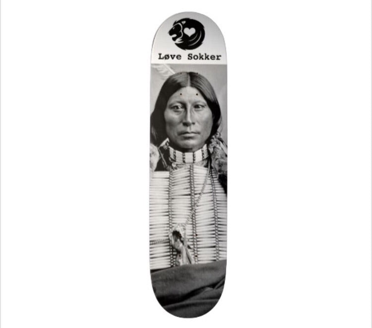 Sharp Nose Skateboard