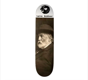 Collis Potter Huntington Skateboard