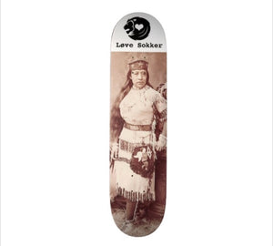 Sarah Winnemucca Skateboard