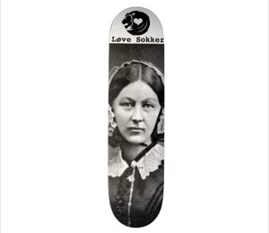 Florence Nightingale Skateboard