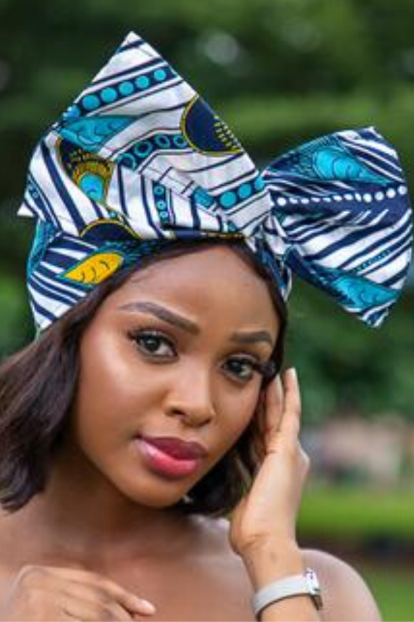 BAHATI WIRED HEADWRAP