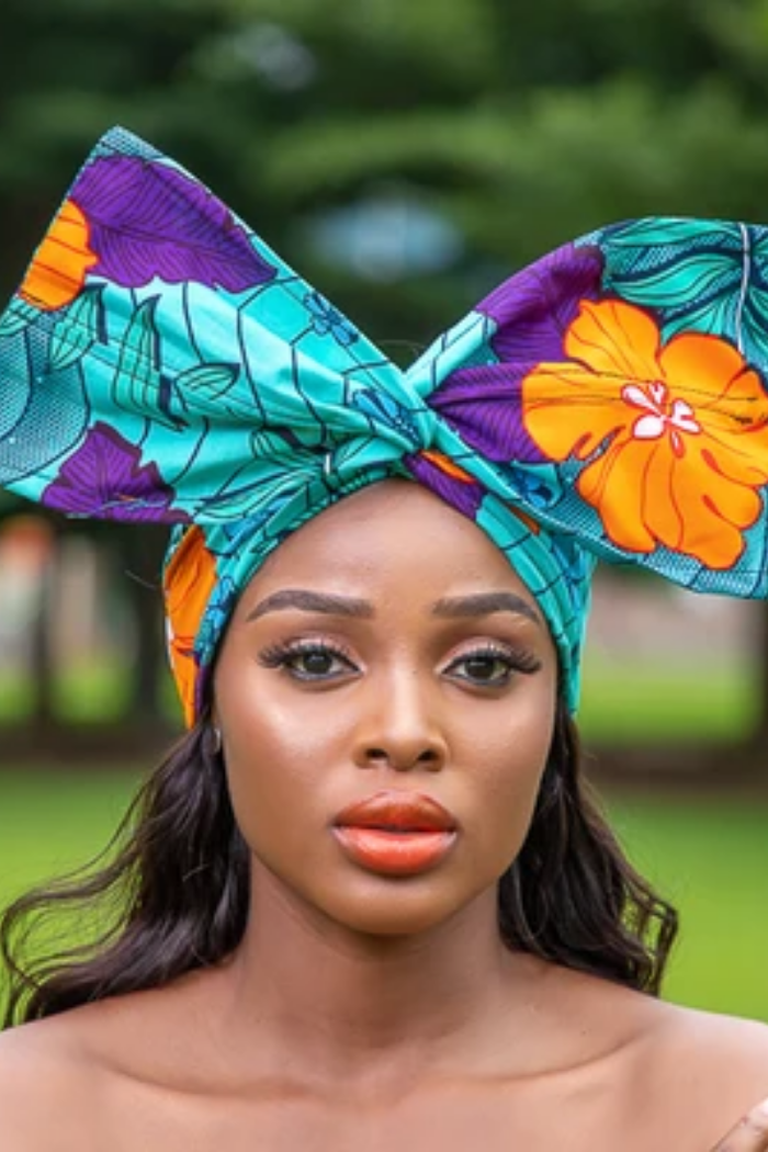 MOROWA WIRED HEADWRAP