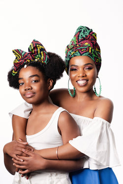 MIDE WIRED HEADWRAP
