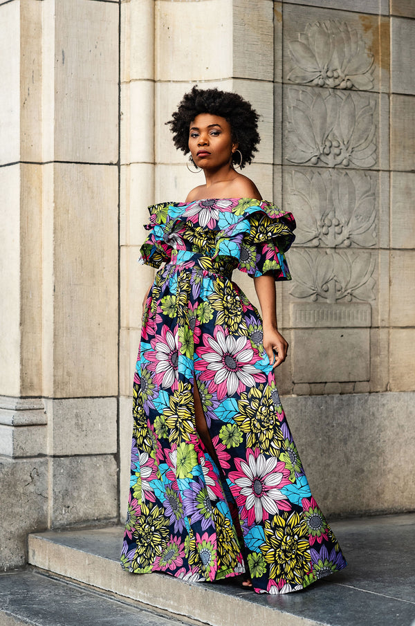 MOREMI TWO-PIECE SET.