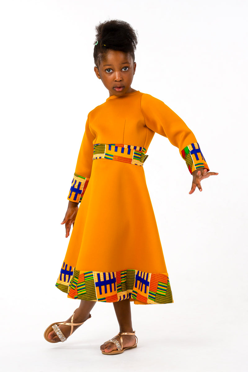 MINI ZURI DRESS