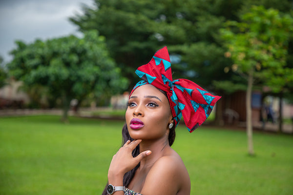 LULU WIRED HEADWRAP