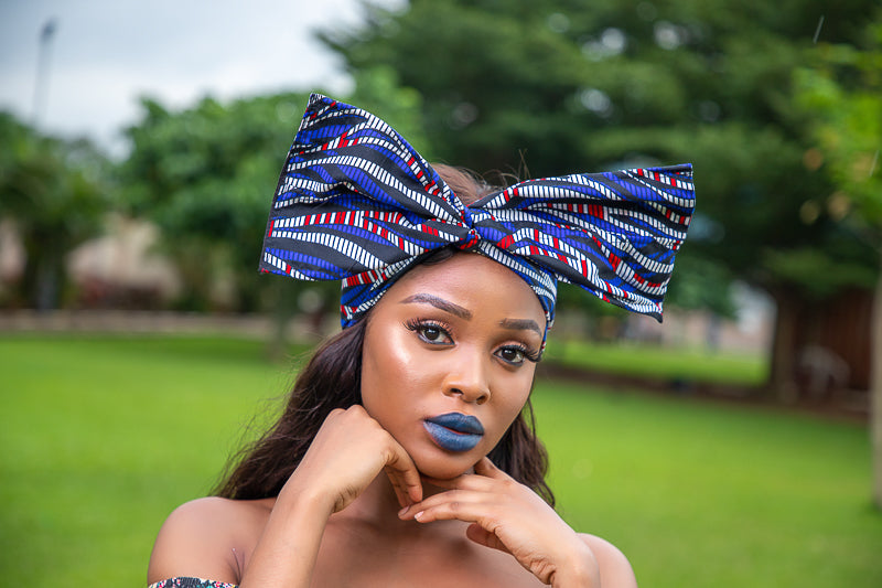 SAADA WIRED HEADWRAP