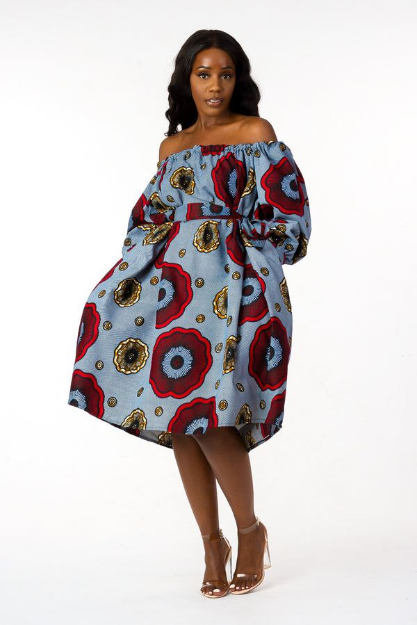 ADJOA DRESS