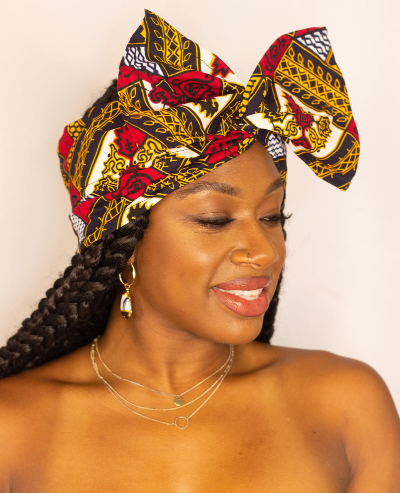 ODETTE WIRED HEADWRAP