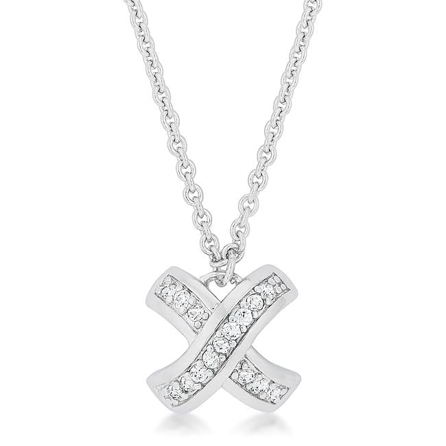 Timeless Pave Necklace