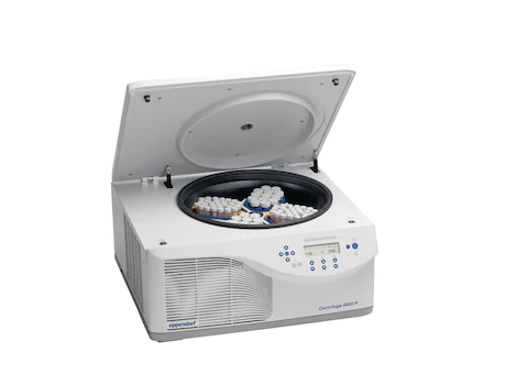 Eppendorf 5920 R Refrigerated Centrifuge Accessories