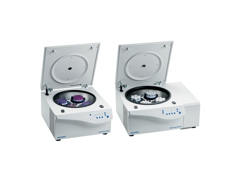 Eppendorf High Capacity Centrifuges 5810 / 5810 R Accessories