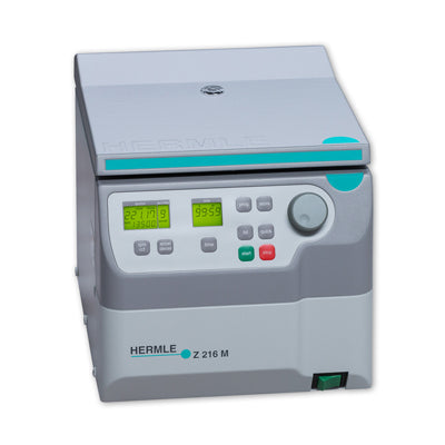 HERMLE Z216 Series High Speed Microcentrifuges image