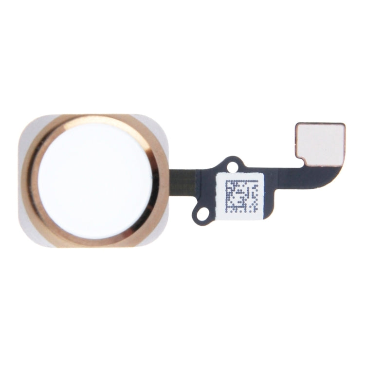 Nappe bouton home pour iPhone 6 Plus - OR