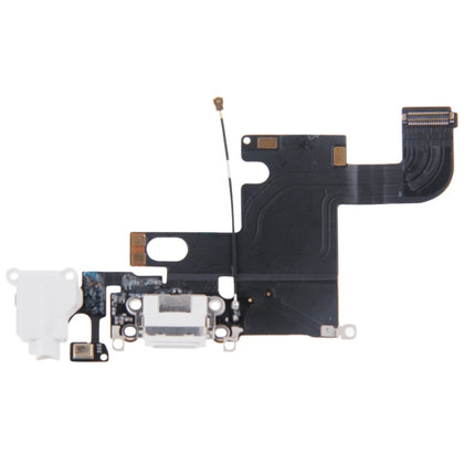 Nappe prise dock pour iPhone 6 BLANC - PhoneParts.ch