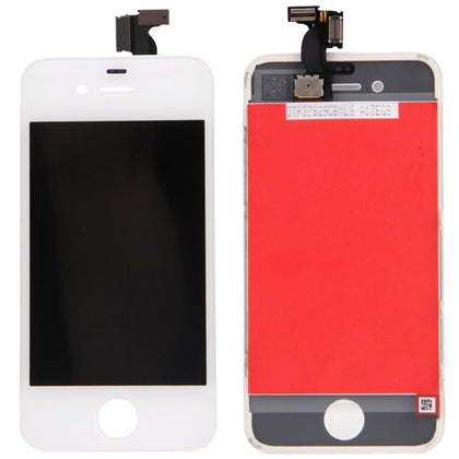 Ecran pour iPhone 4 - BLANC - PhoneParts.ch