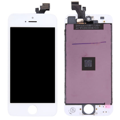 iPhone 5 / Ecran BLANC (Compatible) - PhoneParts.ch
