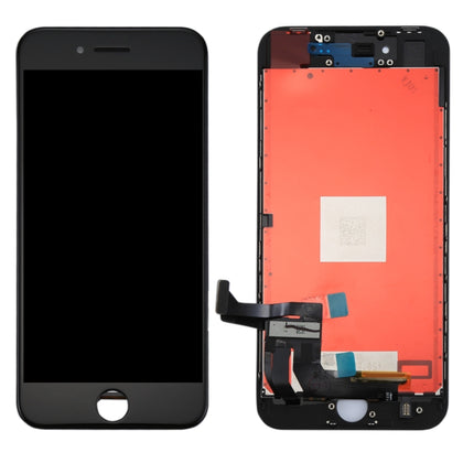 iPhone 8 Plus / Ecran NOIR (Compatible) - PhoneParts.ch