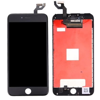 iPhone 6S Plus / Ecran NOIR (Compatible) - PhoneParts.ch