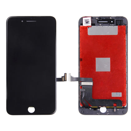 iPhone 7 / Ecran NOIR (Compatible) - PhoneParts.ch