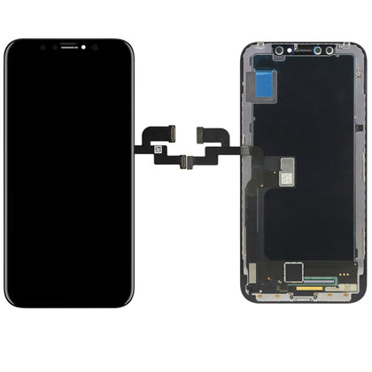 iPhone X / Ecran (Compatbile LCD) - PhoneParts.ch