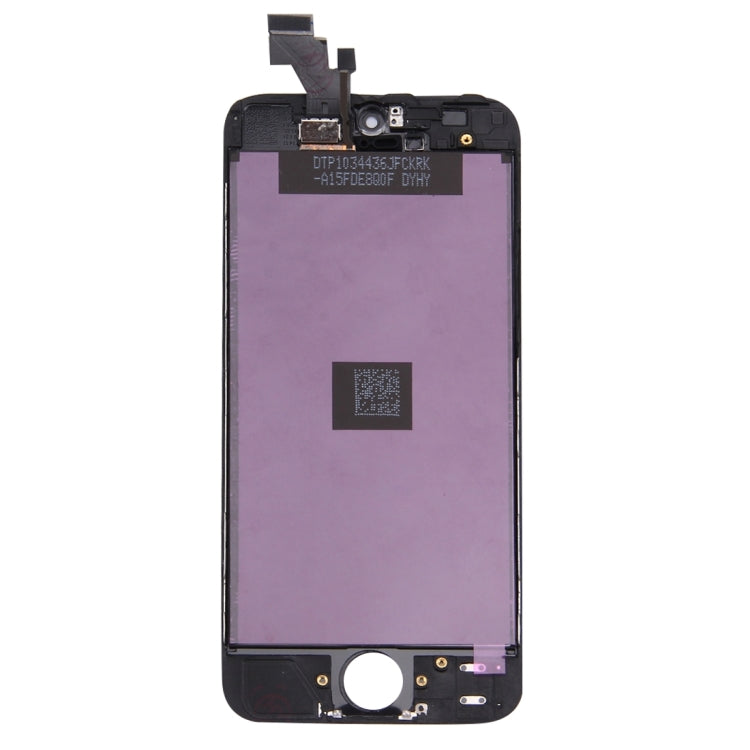 iPhone 5 / Ecran NOIR (Compatible)