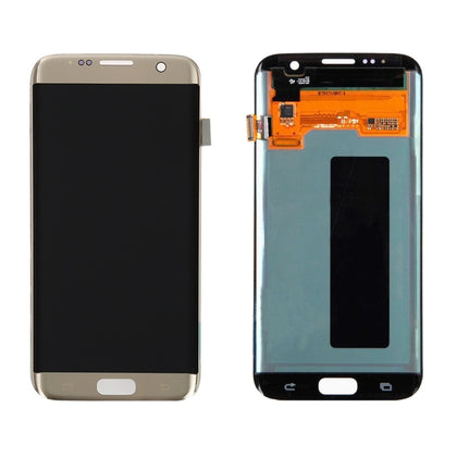 Ecran ORIGINAL pour Samsung S7 Edge - OR - PhoneParts.ch