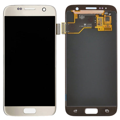 Ecran ORIGINAL pour Samsung S7 - OR - PhoneParts.ch