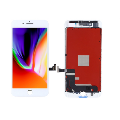 iPhone 8 Plus / Ecran BLANC (Original) - PhoneParts.ch