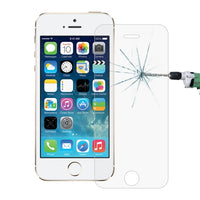 iPhone 5/5S/5C/SE - Verre Trempé (Standard) - PhoneParts.ch