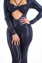 Load image into Gallery viewer, Bikini Top Long Sleeve Jumpsuit