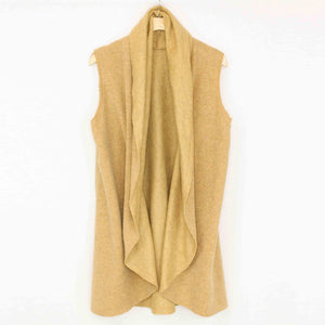 Waterfall Open Front Vest