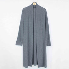 Load image into Gallery viewer, Long Sleeve Maxi Cardigan