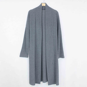 Long Sleeve Maxi Cardigan