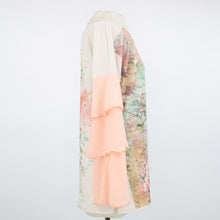 Load image into Gallery viewer, Layered Bell Sleeve Blouse - Blush