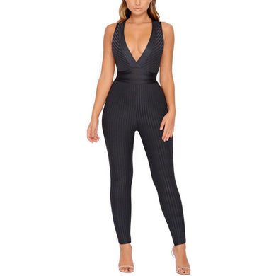 Full Length Party Bodysuit dress