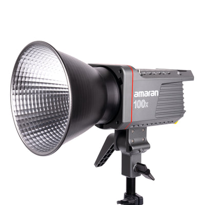 Amaran 200d 5600K Daylight LED Light with 0-100% Brightness Control