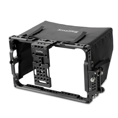 SmallRig 7-inch Monitor Cage with Sunhood for Atomos Monitors - 2008