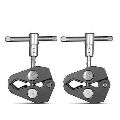 "SmallRig Super Clamp with 1/4"" and 3/8"" Thread (2pcs Pack) - 2058"