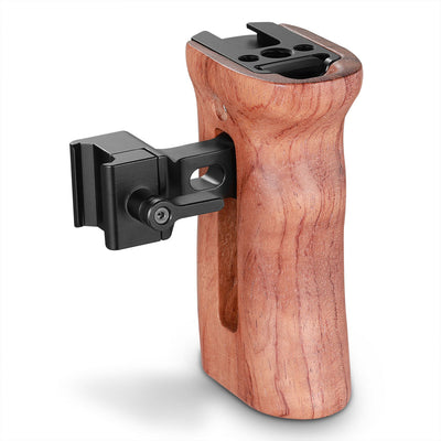 SmallRig Wooden NATO Side Handle - 2187