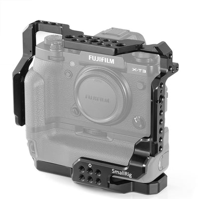 SmallRig Cage for Fujifilm X-T2 & X-T3 Camera with Battery Grip - 2229