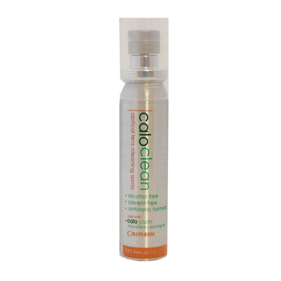 Calotherm Caloclean Lens Spray Antistatic Properties, CFC and Alcohol Free (25ml) - Rogitech Ltd