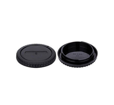 JJC L-R1 Rear Lens and Camera Body Cap Cover protection for EOS & EF/EF-S